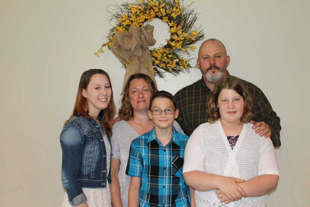The Sharpless Family