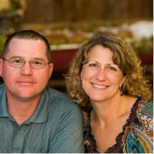 Pastor Phil and Wife Christine